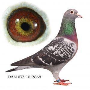 DAN073-10-2669 Emil Denys. Bedstemor til nationalvinder