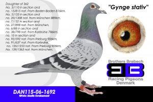 """115-06-1692 """"Gynge stativ"""""""